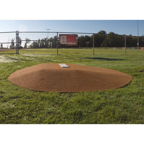 "Arizona Mound Company 6"" Little League Portable Game Pitching Mound - Pitch Pro Direct"