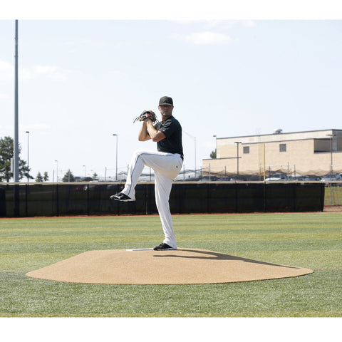 "Arizona Mound Company 10"" Little League Portable Game Pitching Mound - Pitch Pro Direct"