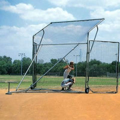 Sandlot Portable Backstop - Pitch Pro Direct