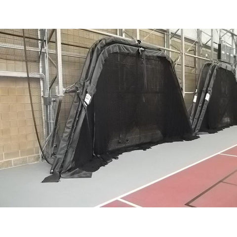 BATCO Indoor and Outdoor Foldable Batting Cage with Net - Pitch Pro Direct