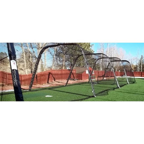 BATCO Indoor and Outdoor Foldable Batting Cage with Net ...