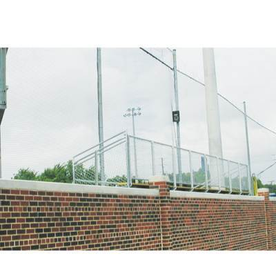 Pre-Cut Boundry/Protective Netting 12' x 50' - Pitch Pro Direct