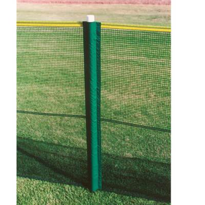 Markers Inc 200' Homerun Fence Package 16 Ground Sockets with Caps - Pitch Pro Direct