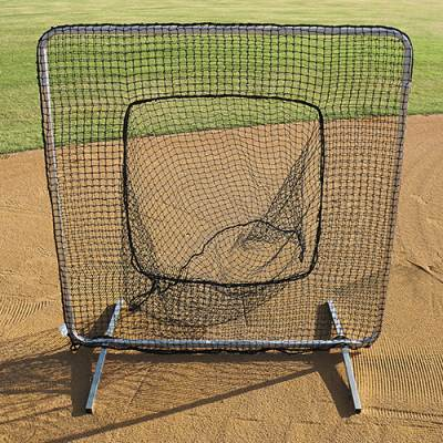 Collegiate 7x7 Sock Screen and Frame - Pitch Pro Direct