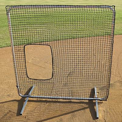 Collegiate 7x7 Softball Protector Screen - Pitch Pro Direct