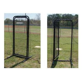 Batting Cage Free Standing Door - Pitch Pro Direct