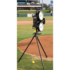 Bulldog 2 Wheel Elite Pitching Machine For Baseball Or Softball