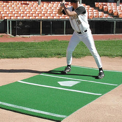 cimarron batting mat with painted lines