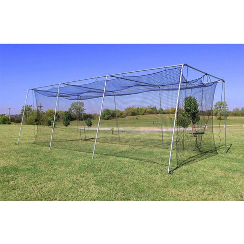 Cimarron Batting Cage With Complete Frame 30' - 70'