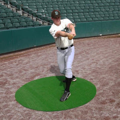 Cimarron On Deck Circle, 4 Feet, Green Turf