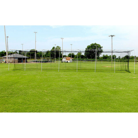 Cimarron Twisted Poly Batting Cage Net Front View