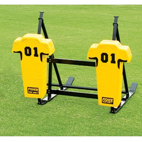 Fisher 2 Man CL Series Football Blocking Sled - Pitch Pro Direct