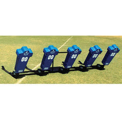 Fisher 5 Man Big Boomer Football Blocking Sled - Pitch Pro Direct