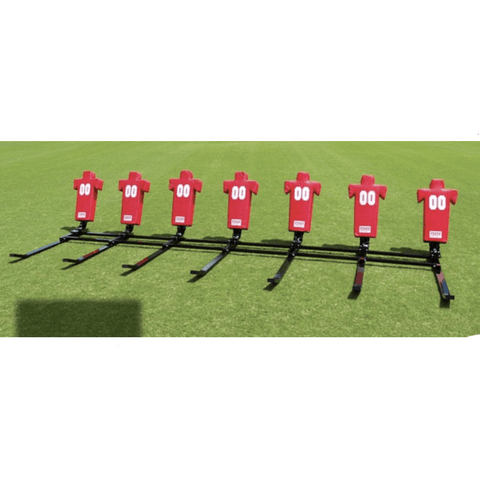 Fisher 7 Man Brute Blocking Sled - Pitch Pro Direct