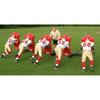 Image of Fisher 3 Man Brute Football Blocking Sled - Pitch Pro Direct