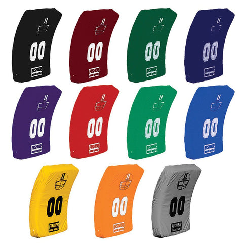 Fisher Curved Shields - Pitch Pro Direct
