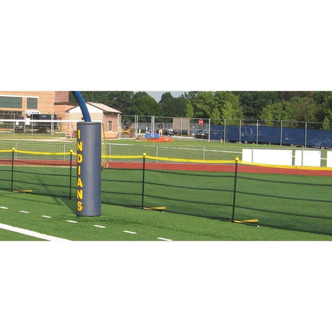 Grand Slam™ 10' Above Ground Portable Temporary Fencing