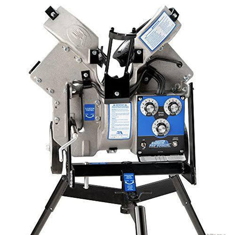 Hack Attack Jr. Three Wheel Pitching Machine by Sports Attack - Pitch Pro Direct