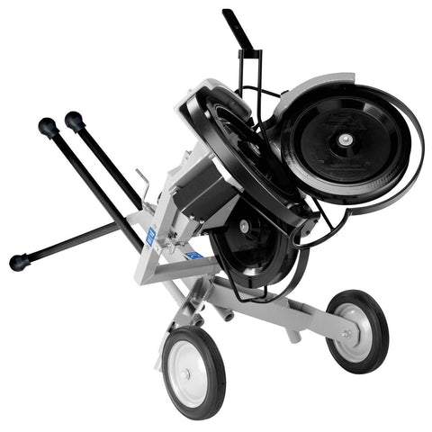 hack attack 3 wheel pitching machine transport