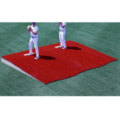 Off Field Adult Double Bullpen by The Perfect Mound