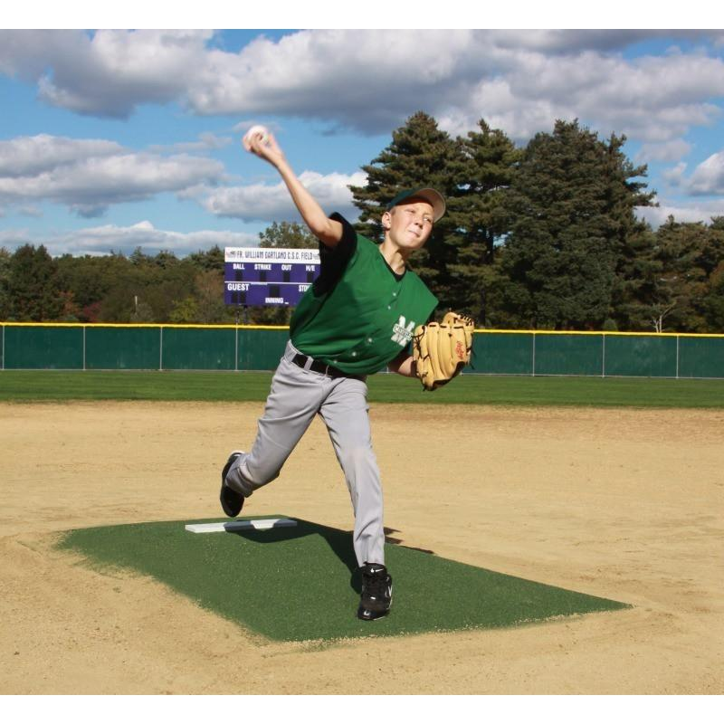ProMounds Major League Portable Pitching Mound Clay Or