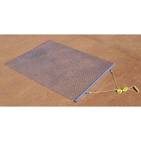 Steel Drag Mat for Baseball Fields - Pitch Pro Direct