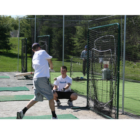 ProMounds Backyard Batting Cage Kit - Pitch Pro Direct