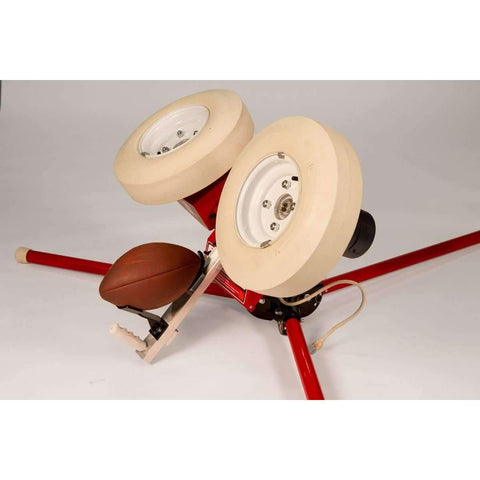 First Pitch Quarterback Football Throwing Machine - Pitch Pro Direct