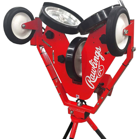 rawlings pro line 3 wheel pitching machine