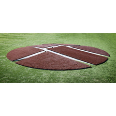 Pitch Pro 1810 Portable Game Pitching Mound