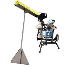 sports attack solo feeder for softball with pitching machine