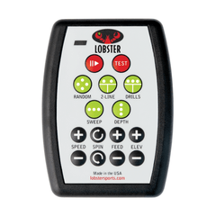 Lobster Sports Grand 20-Function Remote - Pitch Pro Direct