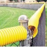 Poly-Cap Fence Guard - Pitch Pro Direct