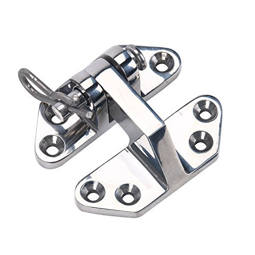 "Amarine Made Heavy Duty Marine 316 Stainless Steel Hatch Hinge 3"" x 2-3/4"""