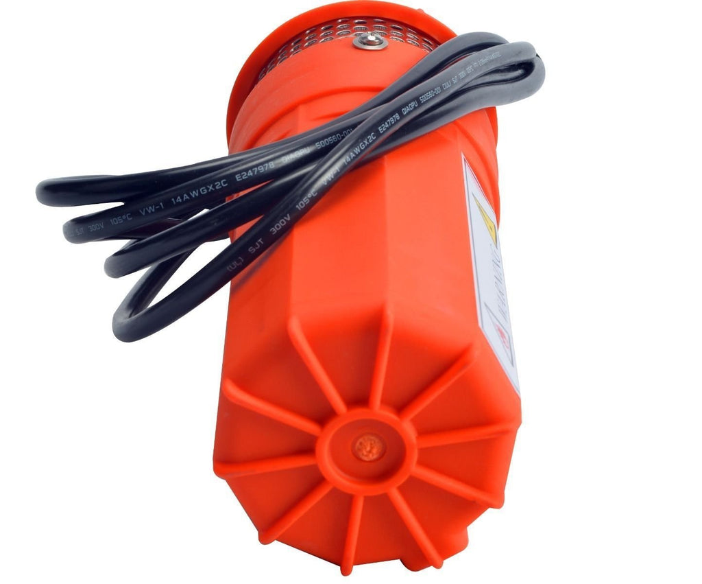 Amarine Made 12V Submersible Deep Well Water Dc Pump/Alternative Energy Solar Battery SP-12
