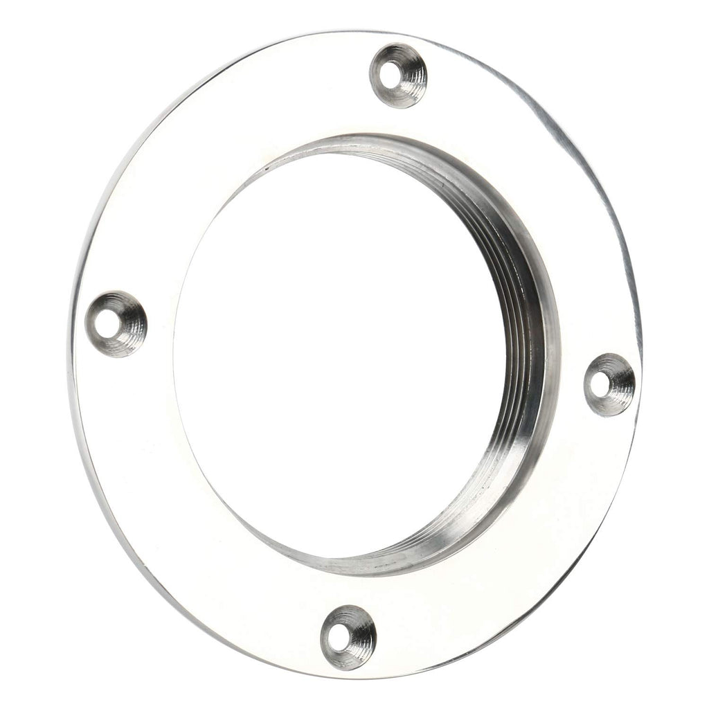 "Amarine Made 3"" Heavy Duty 316 Marine Grade Stainless Steel Boat Deck Plate Hatch"