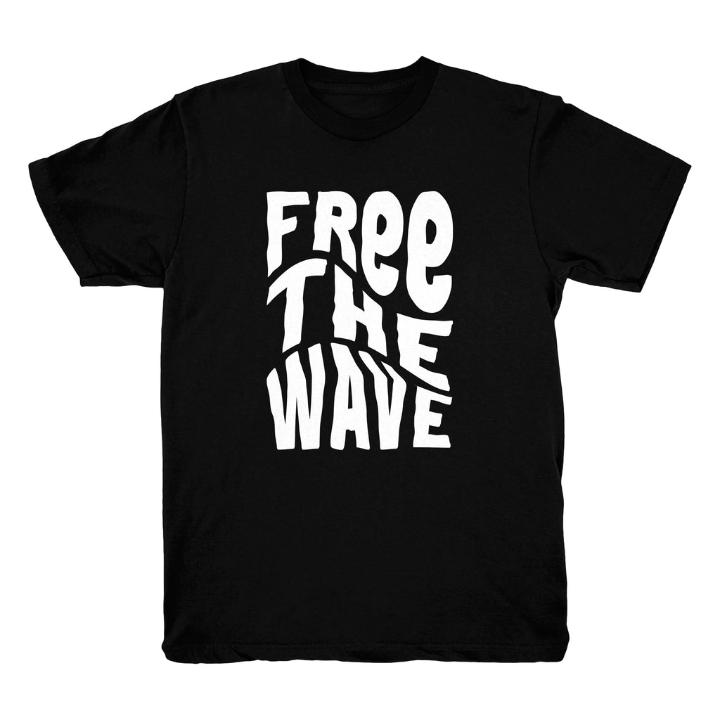 FREE THE WAVE (Black)