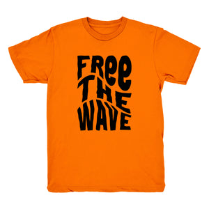 FREE THE WAVE (Orange)