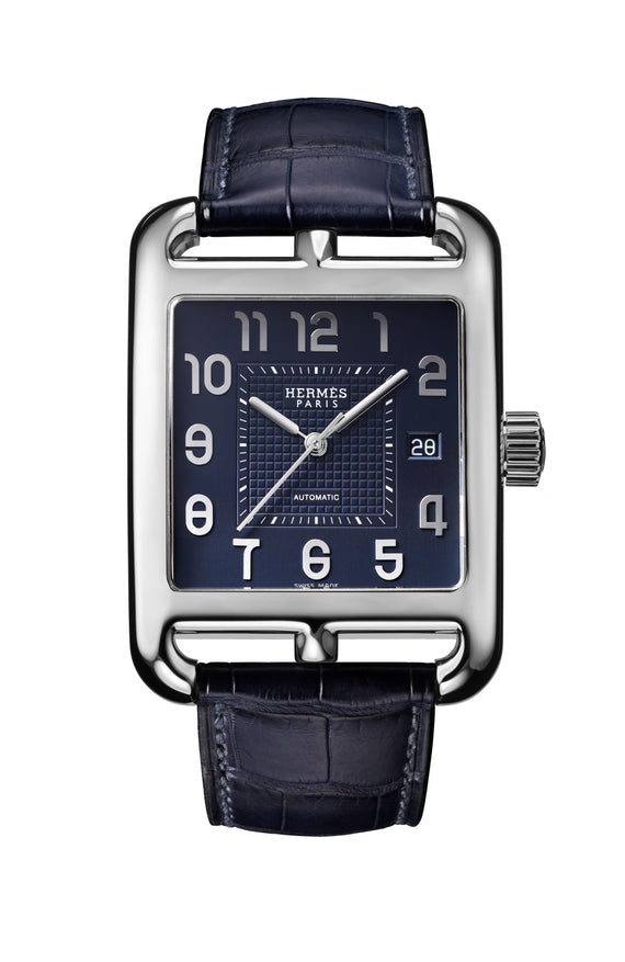Hermes Cape Cod TGM Automatic Navy