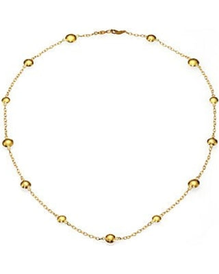 24kt Gurhan Lentils Necklace