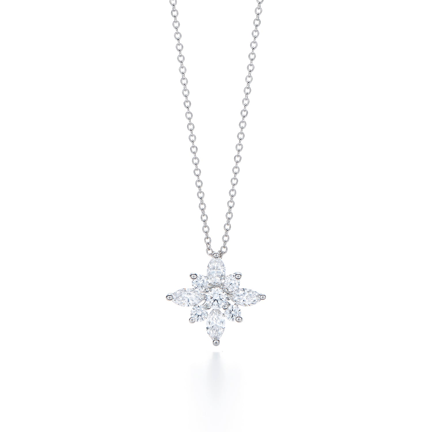 Kwiat Star Mini Pendant on Chain