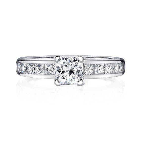 Flanders Cut Diamond Ring