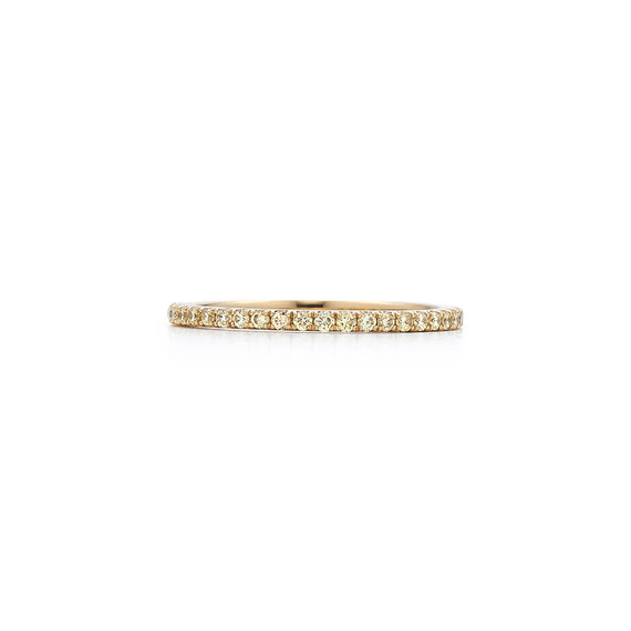 18k Yellow Gold Kwiat Yellow Diamond Band