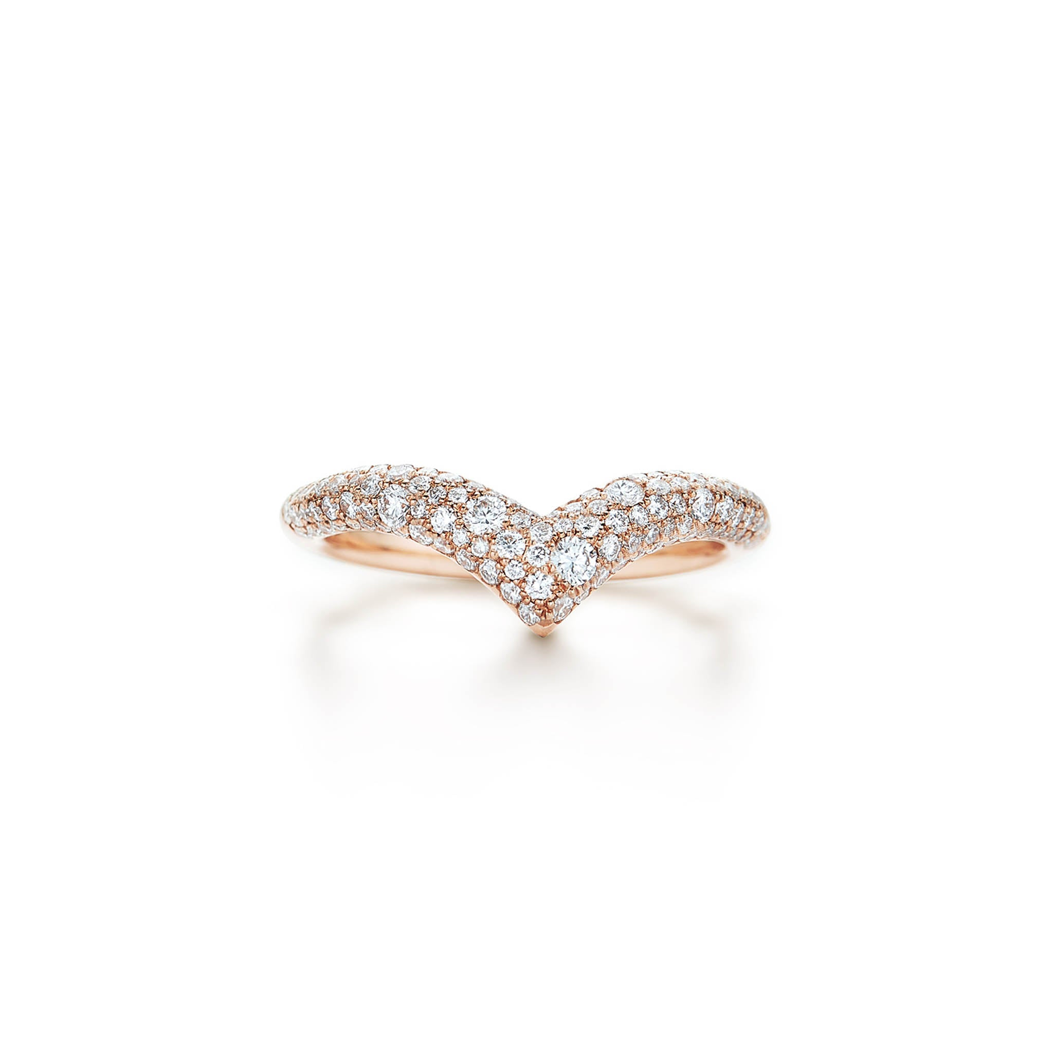 18k Rose Gold Kwiat Tempo Ring