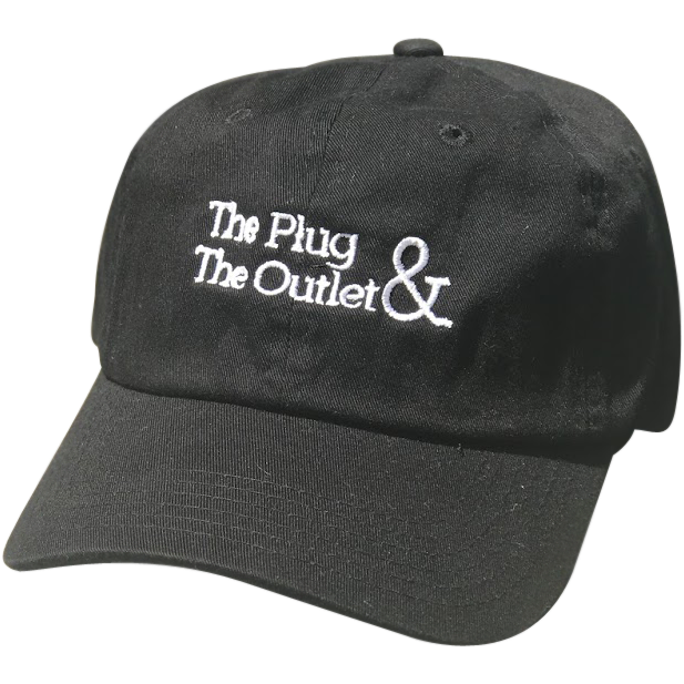 The Plug & The Outlet | Dad Hat