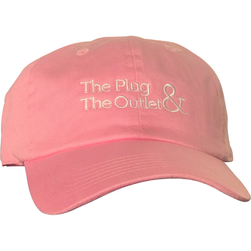 The Plug & The Outlet Dad Hat