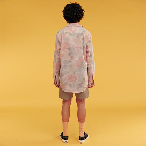 GRANNY FLORAL SUNDOWN SHIRT