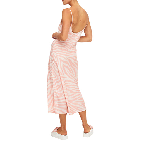 POOL SHARK PINK LONG SLIP