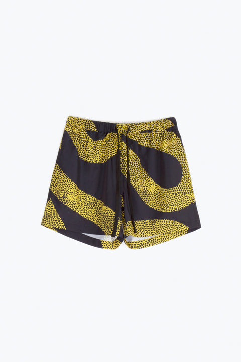 AMNESIA SWIM SHORT