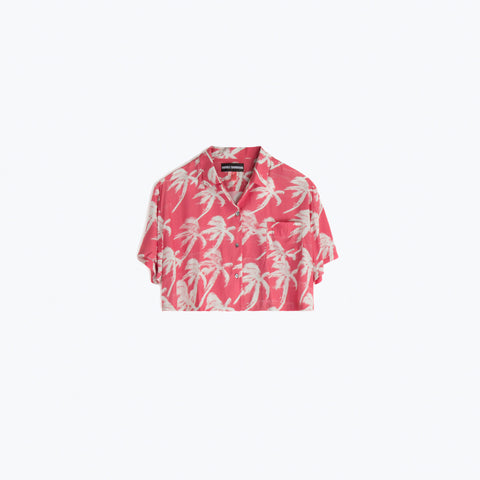 BLOW OUT WATERMELON CROP SHIRT